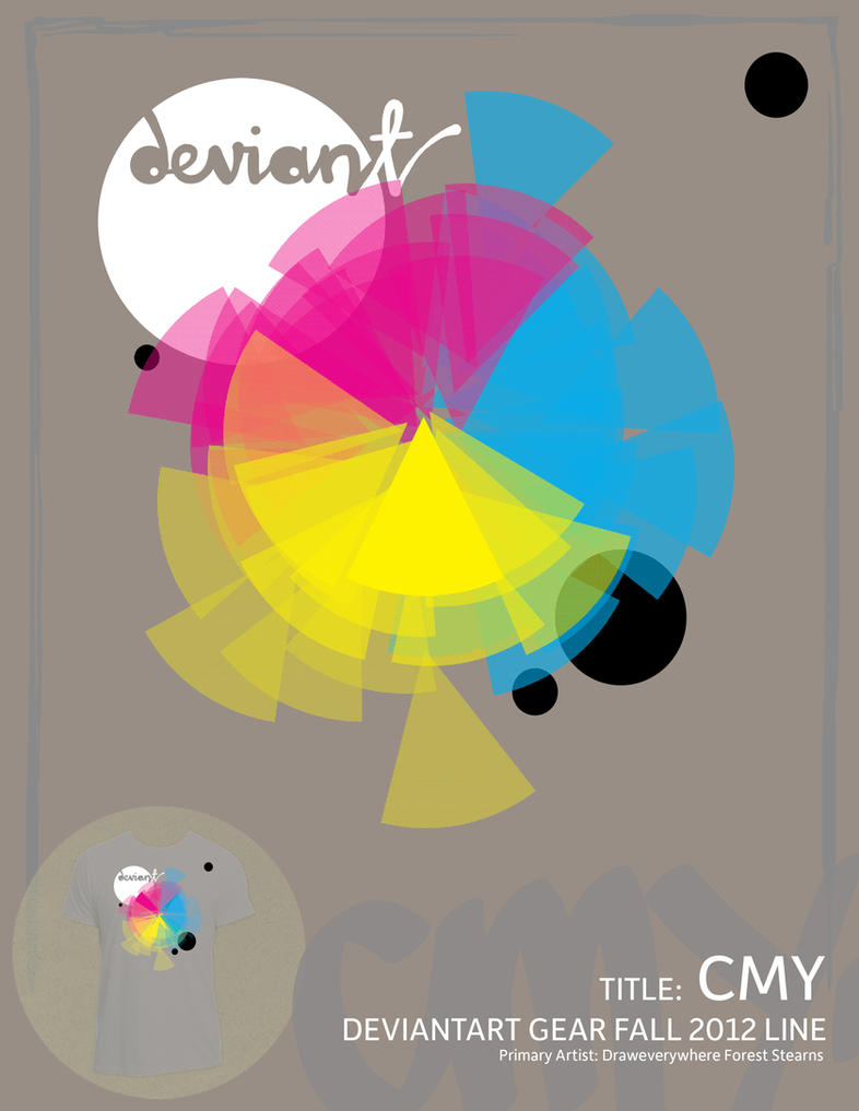 CMY by draweverywhere