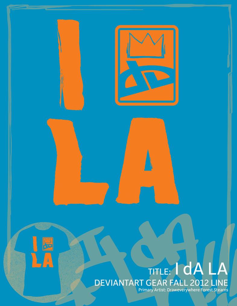 I dA LA by draweverywhere
