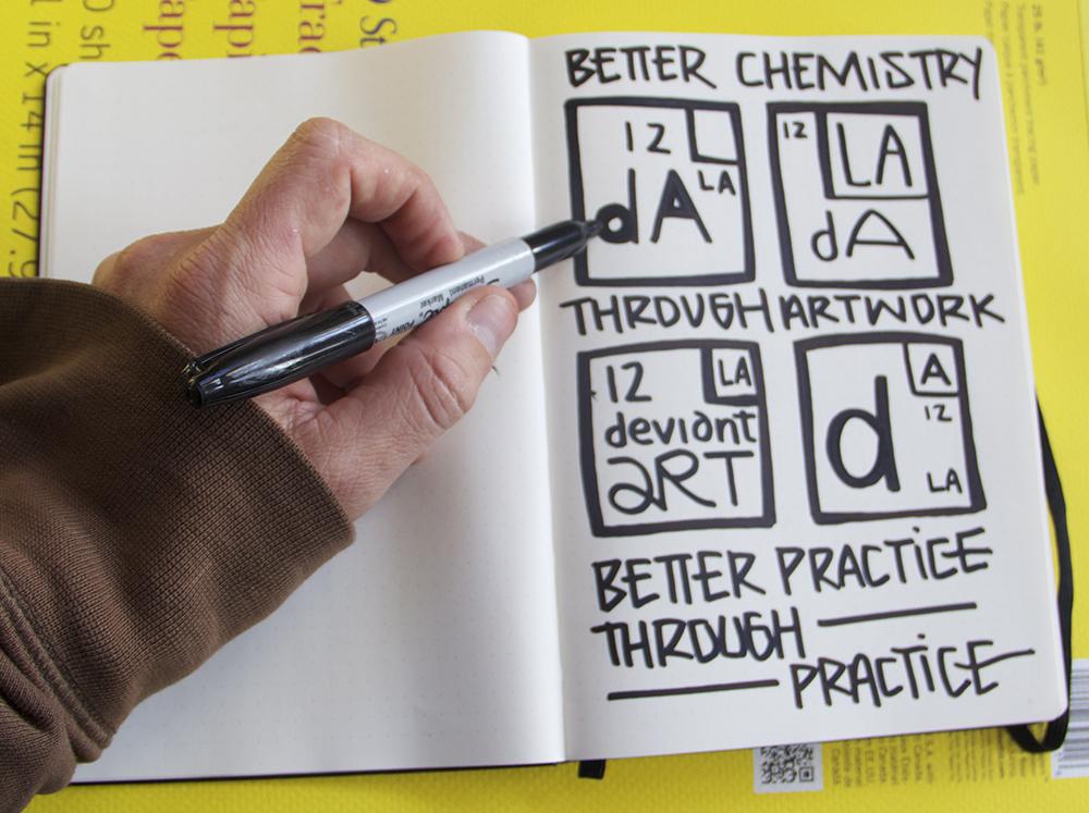 dA Chemistry Practice by $draweverywhere