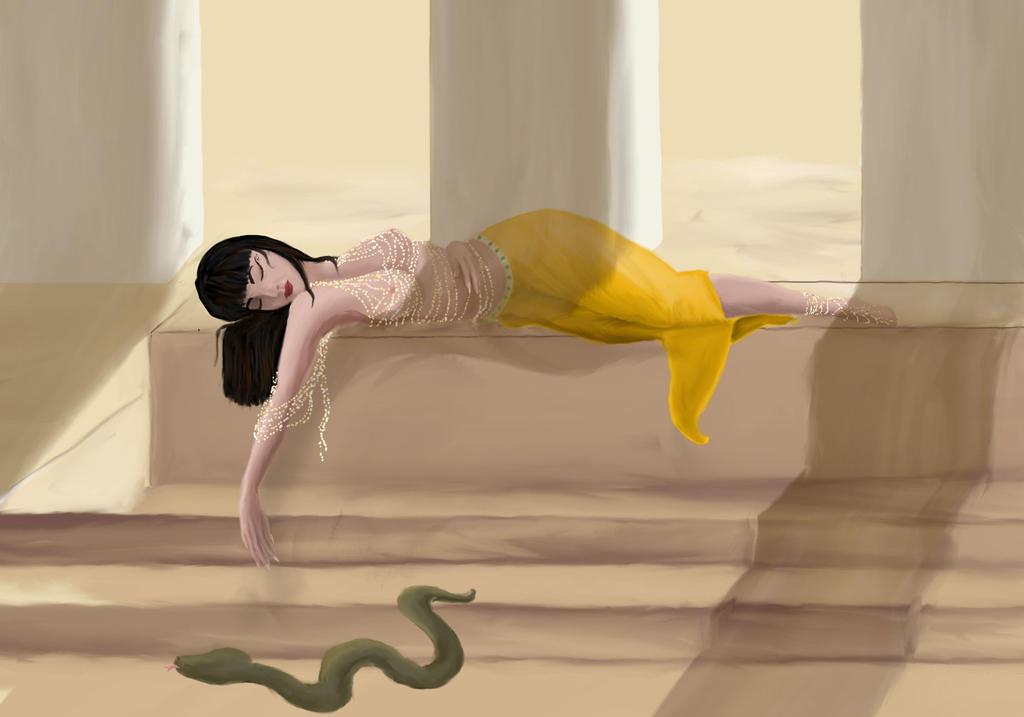 Cleopatra by Keelaa1989