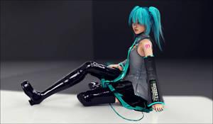 Hatsune Miku - Studio Render