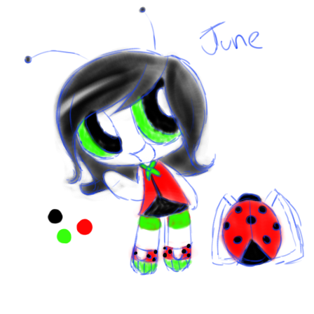 June Bug by GothicBlueEyes on DeviantArt