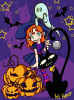 Halloween by kumitawapa