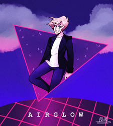 Airglow by cadavorpse