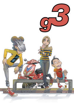 cover mag g3 isue 41