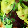 Emily and Zooey Deschanel by PoketJud