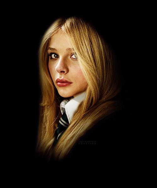 Chloe Grace Moretz as Slytherin