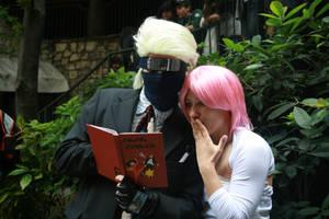 OMG..Kakashi-sensei? by FairyScarlet