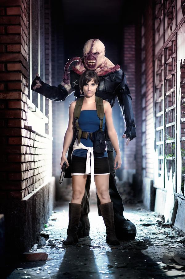 Resident Evil  COSPLAY  BEST EVER SEEN