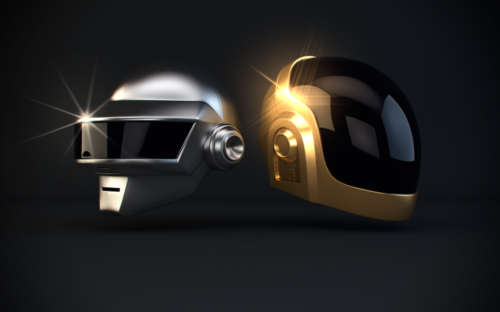 I made this two wallpapers of the helmets. [One more in ...