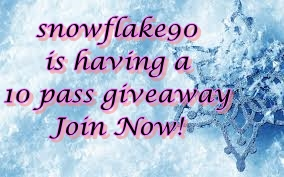 Snowflake90's Howrse Giveaway Banner by millisiana