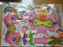 Chinese New Year Craft {Before} by millisiana