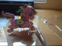 Chinese New Year Craft {After} by millisiana