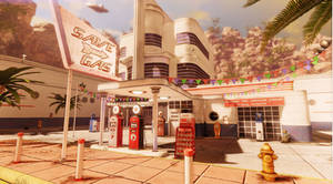 UDK : Late Art deco by PolyGunz