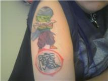 finished piccolo tat by catgirl-23