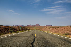 Road to Monument Valley by rayxearl