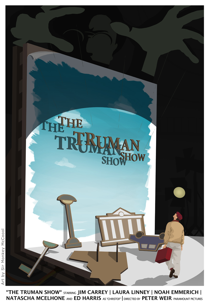 The Truman Show by SirMonkeyMcCoool