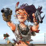 Low Desert Punk #2 by SirMonkeyMcCoool