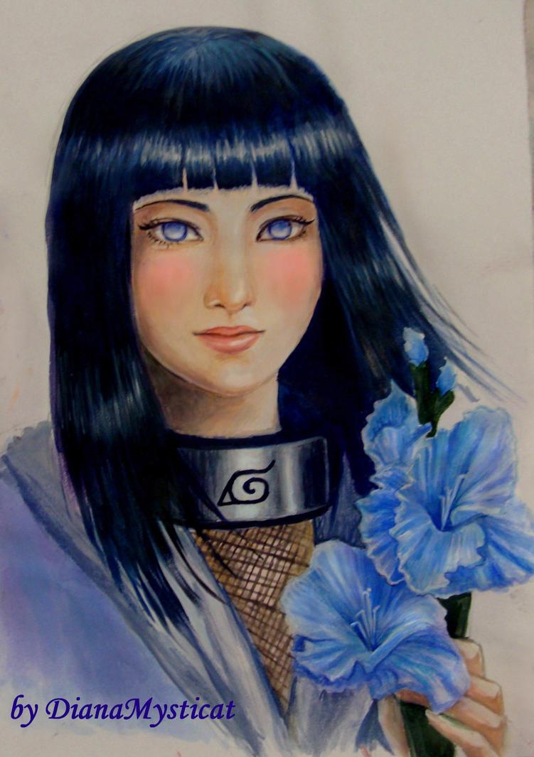 Hinata by DianaMysticat