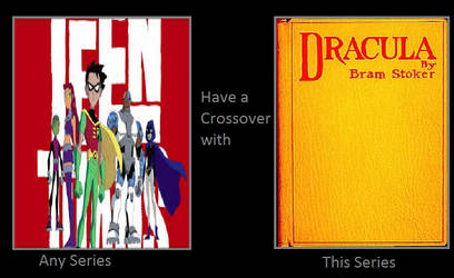 What If Teen Titans Crossed Over With Dracula