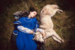 Lyanna Stark 4 (Game Of thrones)