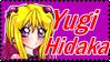 Yugi D Hidaka Stamp by takukairi