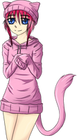 Mew Nyu by maddmouse