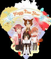 LT: New Years Celebrations