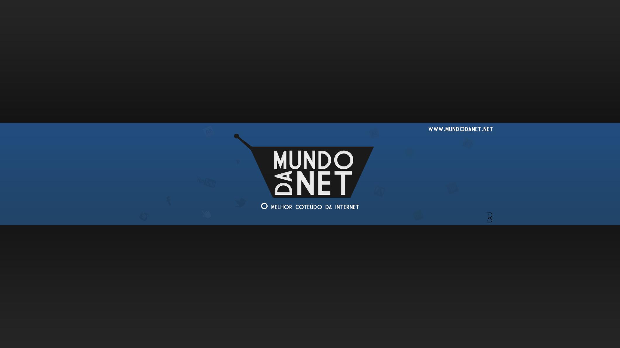 Youtube Banner Mundodanetofc By Brunelhos On Deviantart