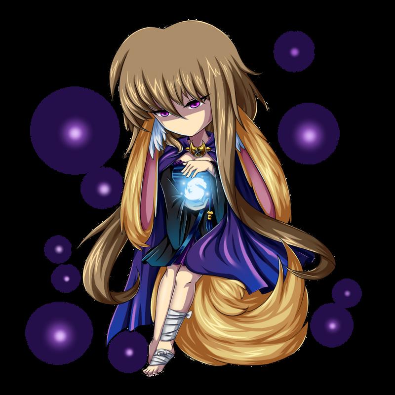 Brave Frontier Character Design Contest : Brave frontier unit art contest star form by melisu on