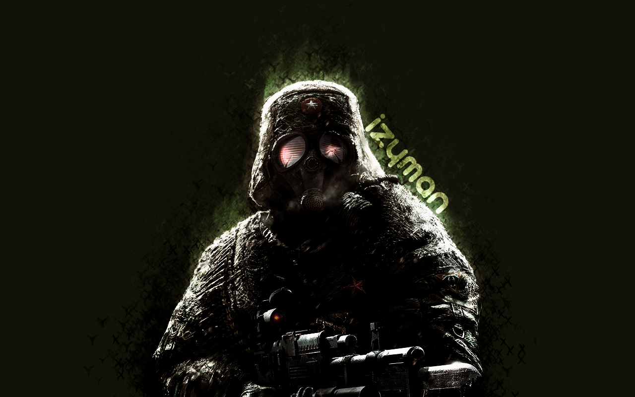 Gas Mask Computer Wallpapers, Desktop Backgrounds | 1438x869 | ID ...