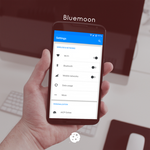 Bluemoon UI - CM12/12.1 Theme