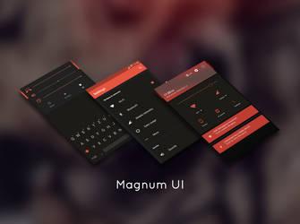 Magnum UI - CM12/12.1 Theme Update by izyman