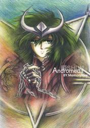 Andromeda Shun SAINT SEIYA by memoryfore