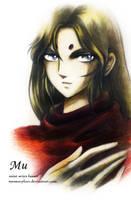 Manga color 02 Mu by memoryfore