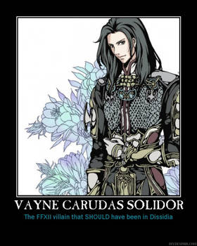 Vayne Solidor Motivational