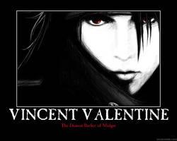 Vincent Valentine Motivational by HC-IIIX