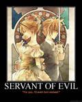 Servant of Evil Motiv Remake
