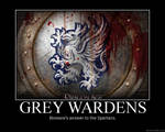 Grey Wardens Motivational