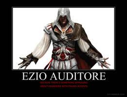 Ezio Auditore Motivational by HC-IIIX