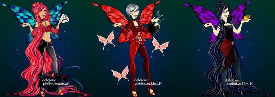 Fairy Tale: Bayonetta by HC-IIIX