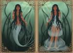 Fantasy Girl: Yemaya
