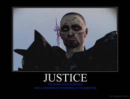 Justice Motivational by HC-IIIX