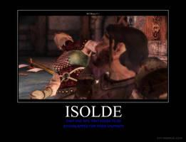 Isolde Motivational by HC-IIIX