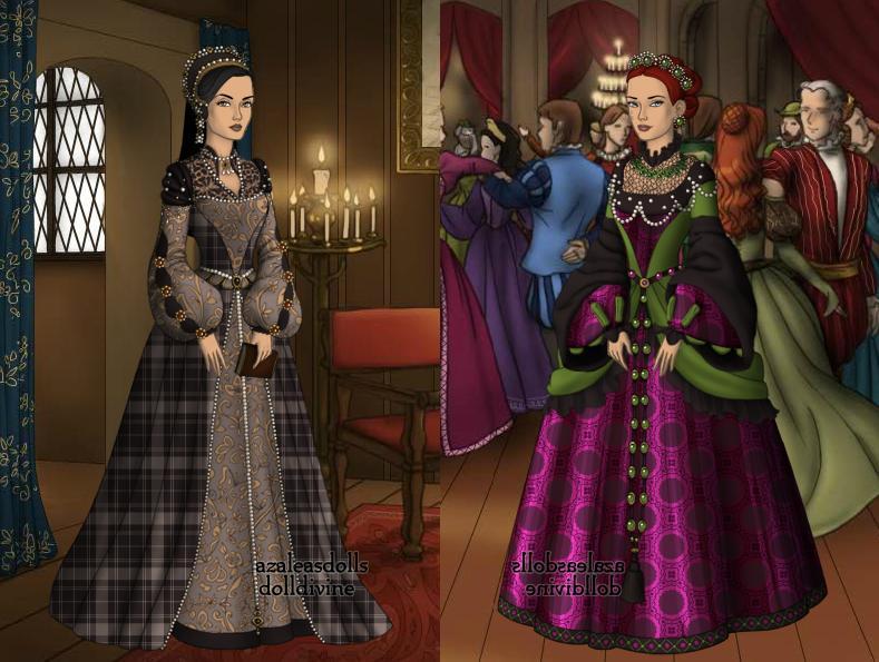 Tudor: Opposing Styles by HC-IIIX