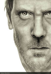 Dr. House by jmarchitto