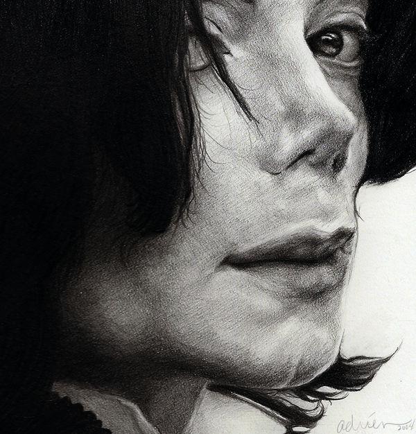 Michael Jackson detail