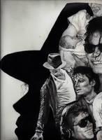 Michael Jackson collage, pt. 1 by admhire