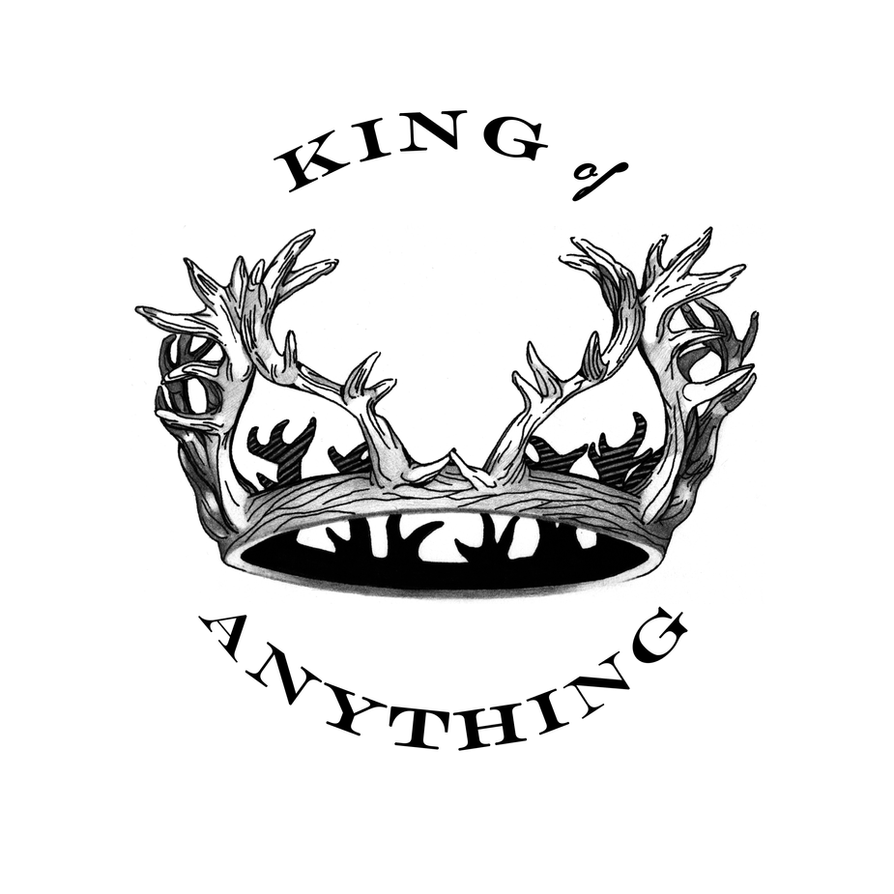 tattoo design king of anything by admhire on deviantart. Black Bedroom Furniture Sets. Home Design Ideas