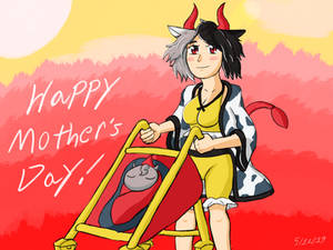 Touhou17 Mother's Day